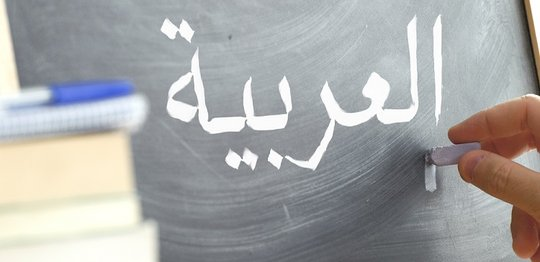 Arabic course | Language Institute Regina Coeli