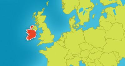 Map Of Ireland Quiz.Quiz About The Republic Of Ireland Language Institute Regina Coeli